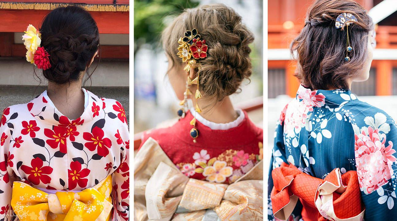 Kimonos For 2 People